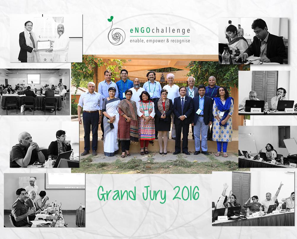 eNGO Challenge Gran Jury