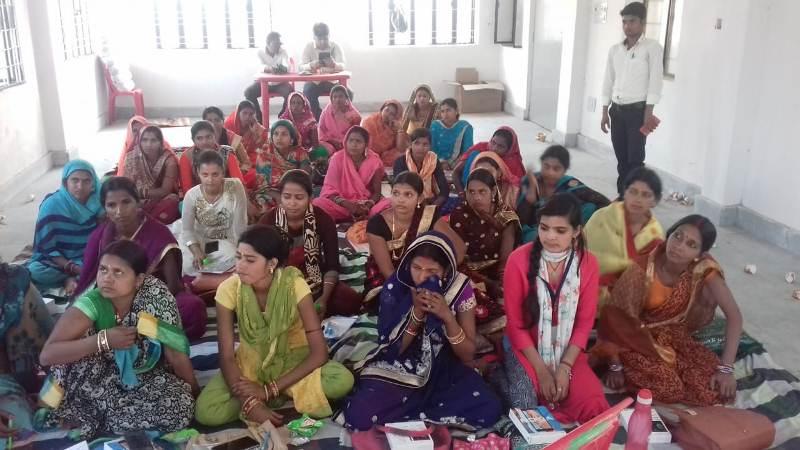 Action on ground- Bihar