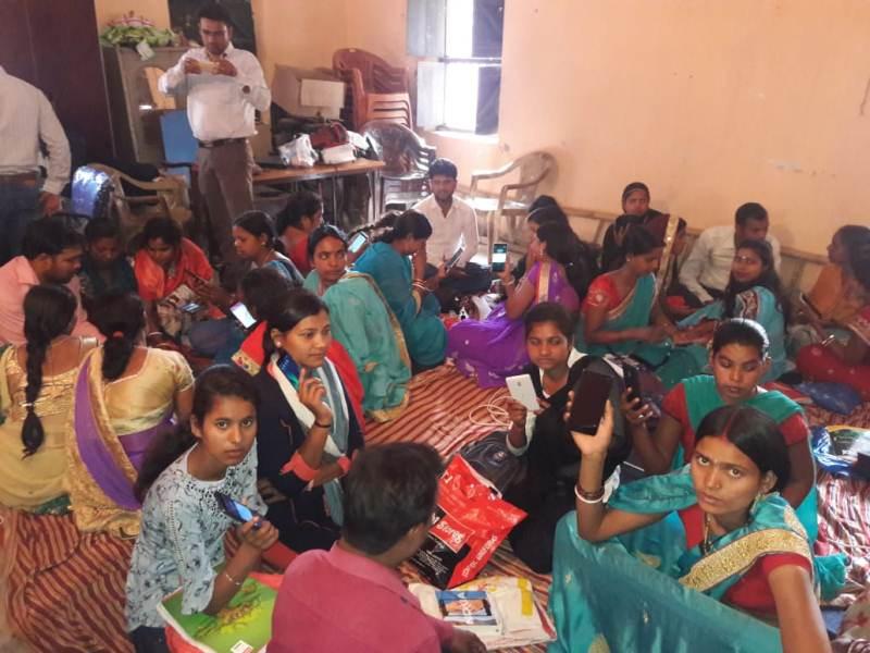 Action on ground- Madhya Pradesh