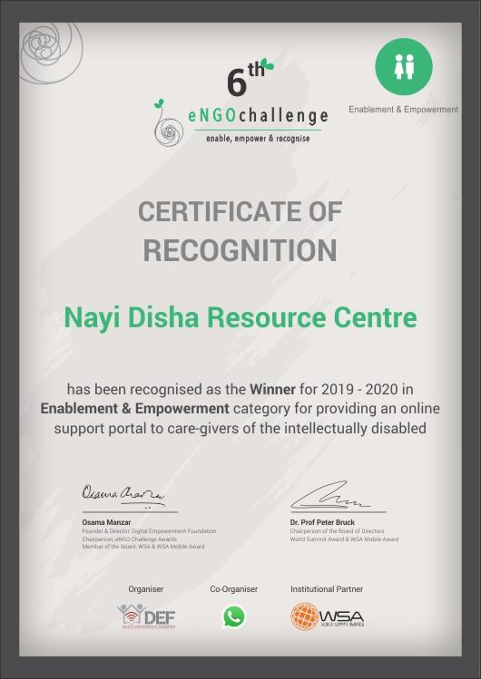 Nayi Disha Resource Centre